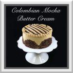 Colombian Mocha Butter Cream Cake
