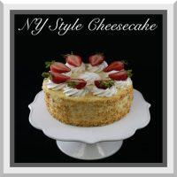 Plain Cheese Cake