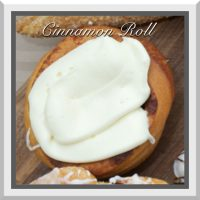 Plain Cinnamon Roll